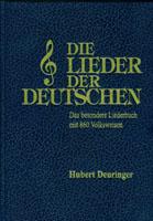 Hubert Deuringer: Die Lieder der Deutschen