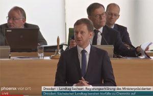 Ministerpräsident Kretschmer